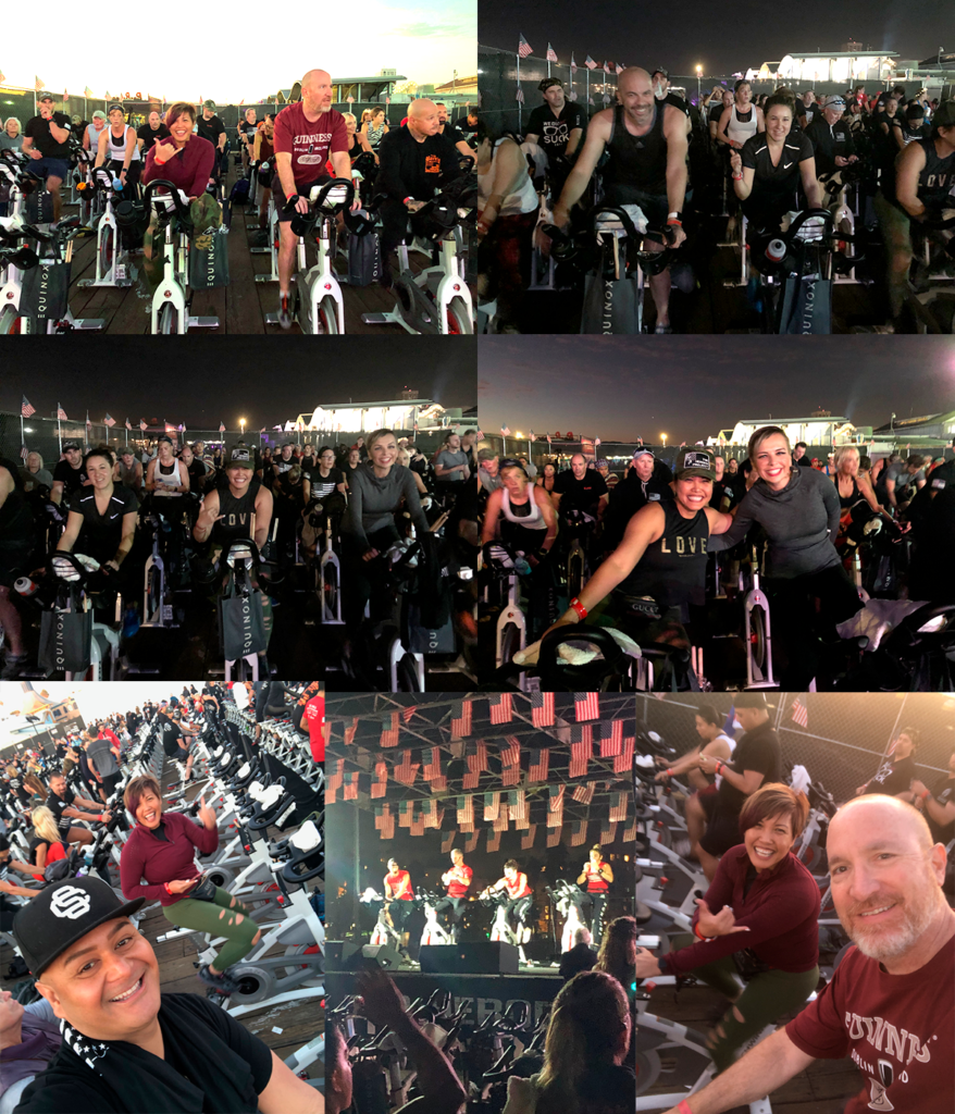 Cycle for Heroes